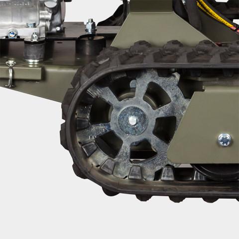 Antriebszahnrad aus verzinktem Stahl