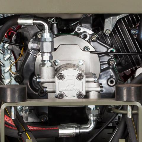 Pompa idraulica a pistoni